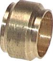 Messing-Fitting Schneidring 10mm - ALS ERSATZ MITBESTELLEN !!