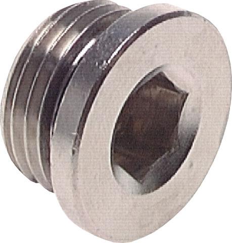 "Verschlusstopfen 1/2"" inkl. O-Ring"