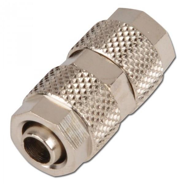 Schlauchverbinder Schraub 6x4