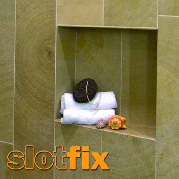 Slotfix Wandnische 30 x 30 x 10 - montagefertig