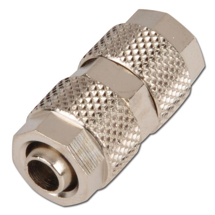Schlauchverbinder Schraub 10x8