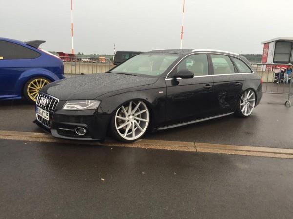 Audi A4/A5/A6/A7 (B8/4G) Komplettsystem HP Drivetech mit Performance Luftkit