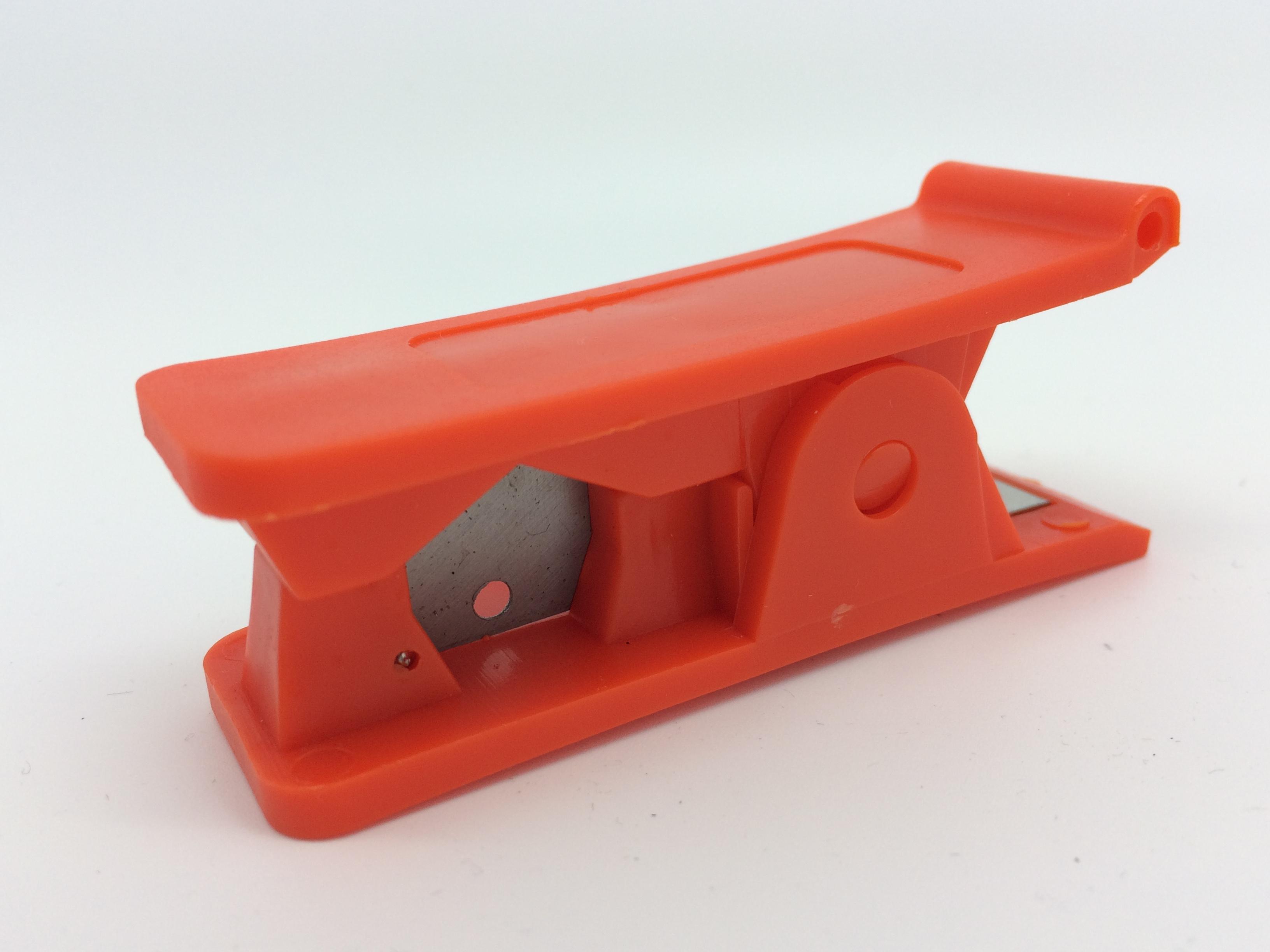 Schlauchschneider für Luftschläuche, 0-14mm