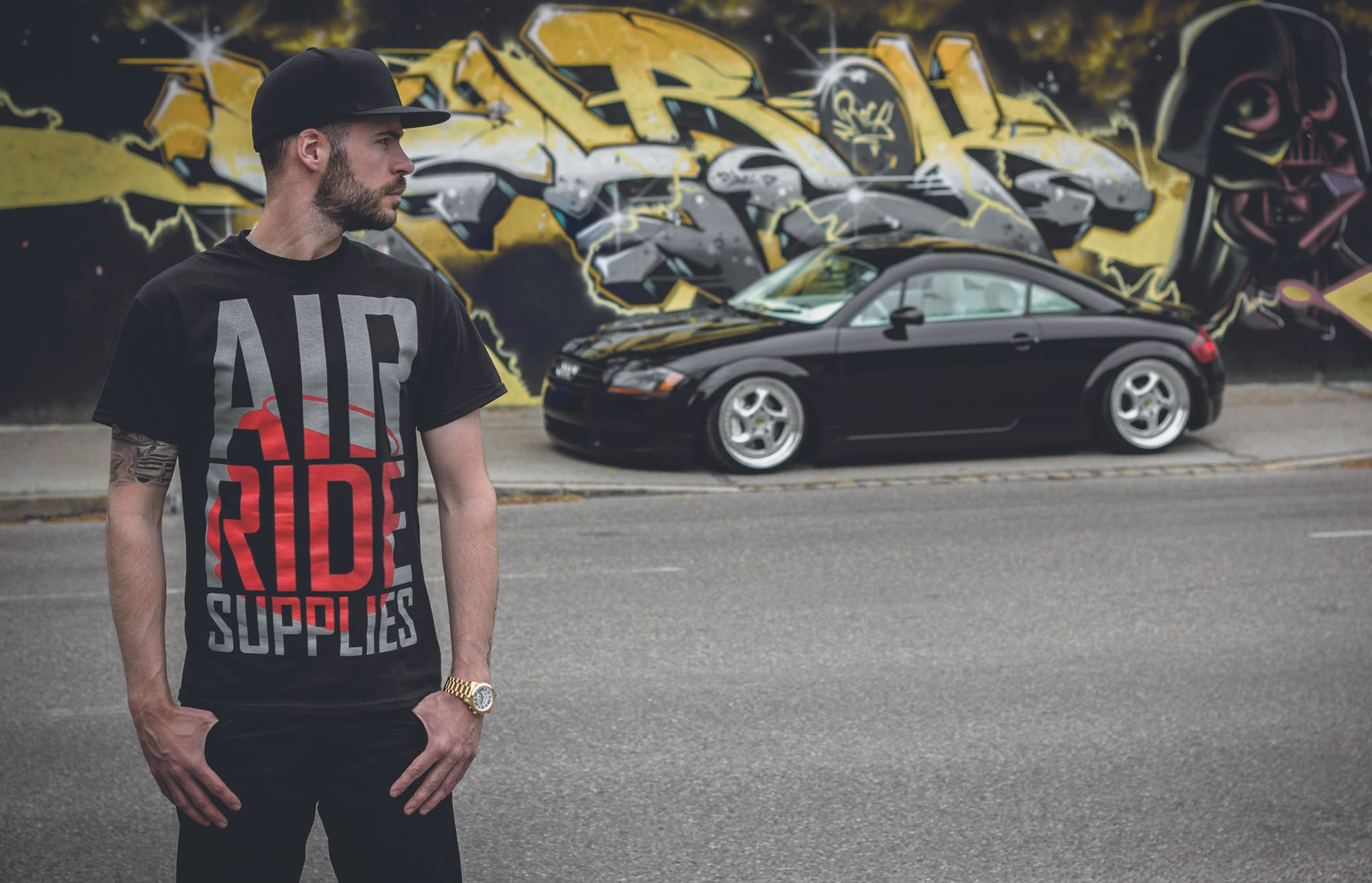 airride supplies T-Shirt