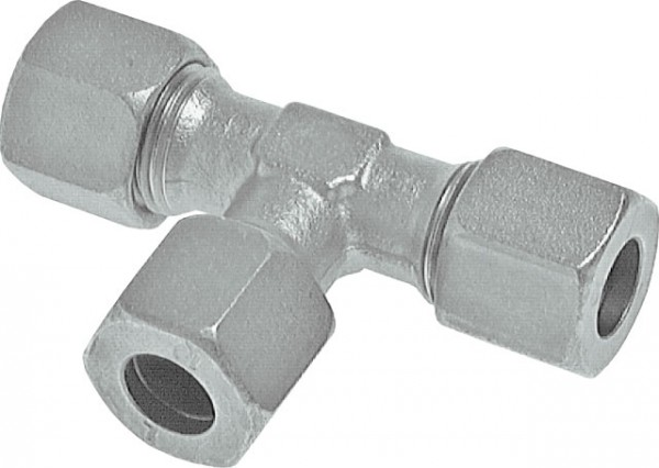 SHL-Fitting T-Stück für 10er SHL-Rohr