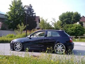 Audi A3 8l FWD